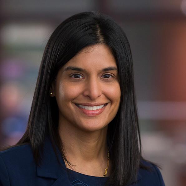 Photo of Rashmi B. Halker Singh, M.D.