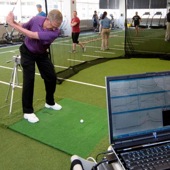 Mayo Clinic Sports Medicine Golf
