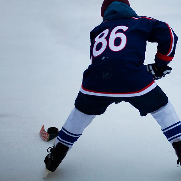 Winter Hockey Training Camp