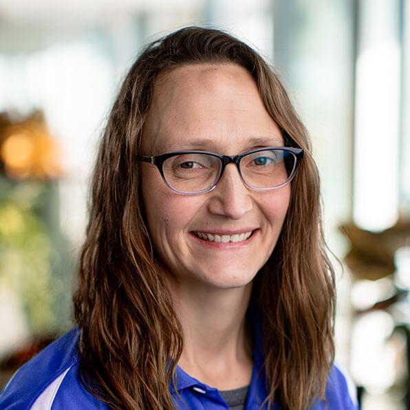Photo of Amy Cline, MS, LAT, ATC