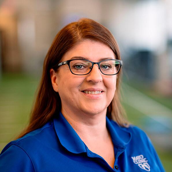 Photo of Maureen Forbrook, MS, LAT, ATC, CSCS, CES