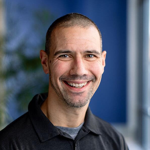 Photo of Adam Maronde, MS, CSCS