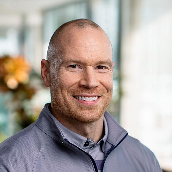 Photo of Karl Erickson, BSc., CSCS