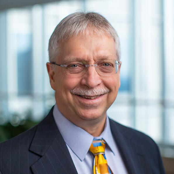 Photo of Kenton Kaufman, Ph.D., P.E.