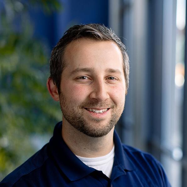 Photo of Aaron Hellem, PT, DPT, OCS, SCS, CSCS