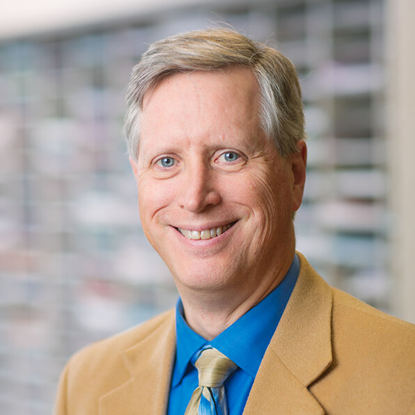 Photo of Jeff Thompson, M.D.