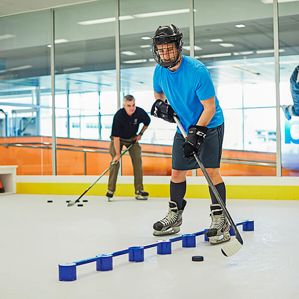Youth Speed Agility and Quickness + Hockey Room Summer Program