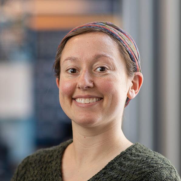 Photo of Emily Kidd, MEd, LAT, ATC, NKT1