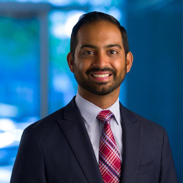 Photo of Karan A. Patel, M.D.