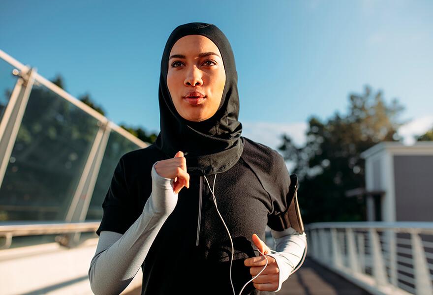 Running for better health