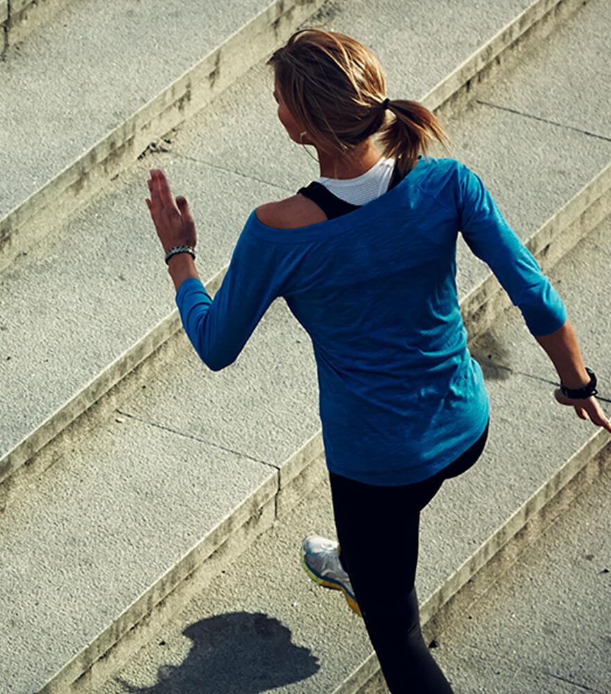 7 simple stairway exercises for a healthier heart and body