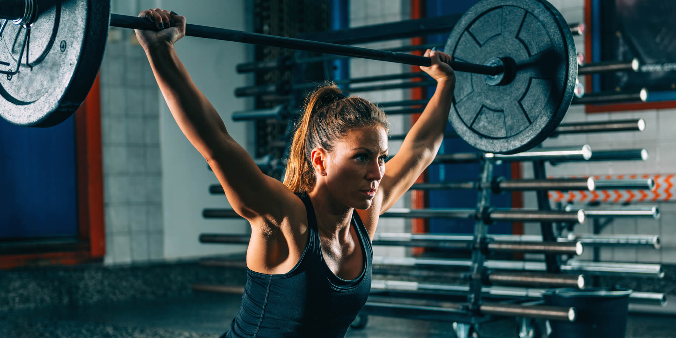 Photo for Consumer Health: Weight training to improve your muscular fitness