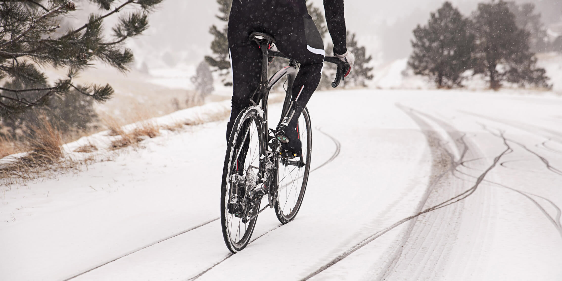 Photo for Exercising outdoors in winter