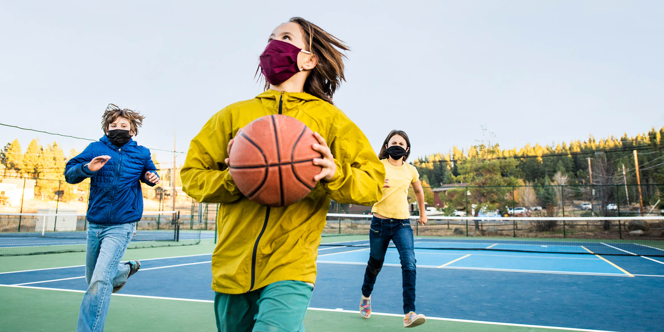 Photo for Updated youth sport guidelines amid COVID-19 pandemic