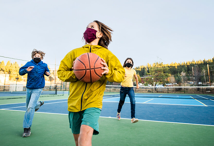 Updated youth sport guidelines amid COVID-19 pandemic