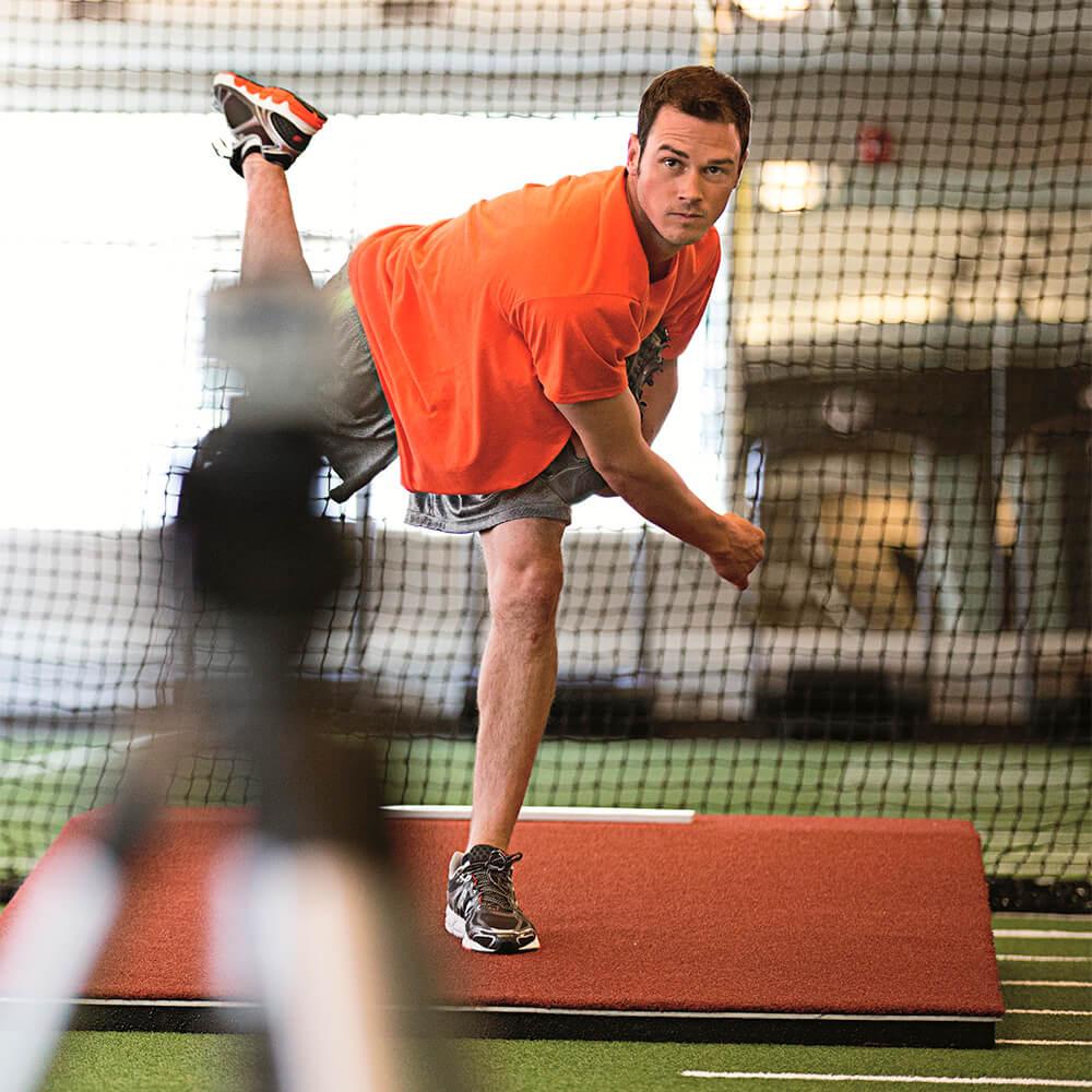 Photo for Virtual Baseball Training