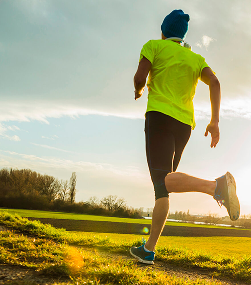 Running is Good — Moving is Great