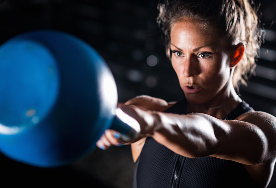 Study finds little increased risk of injury in high-intensity functional training program