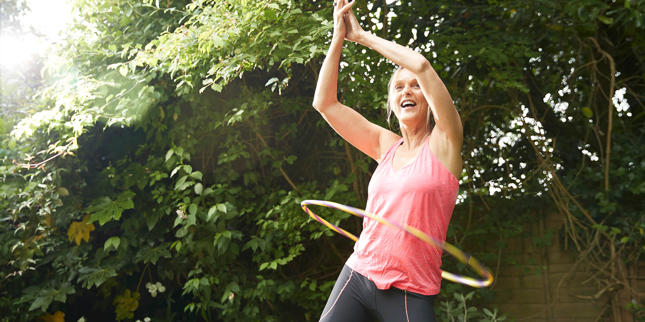 Photo for Do weighted hula hoops provide a good workout, or are they just a gimmick?