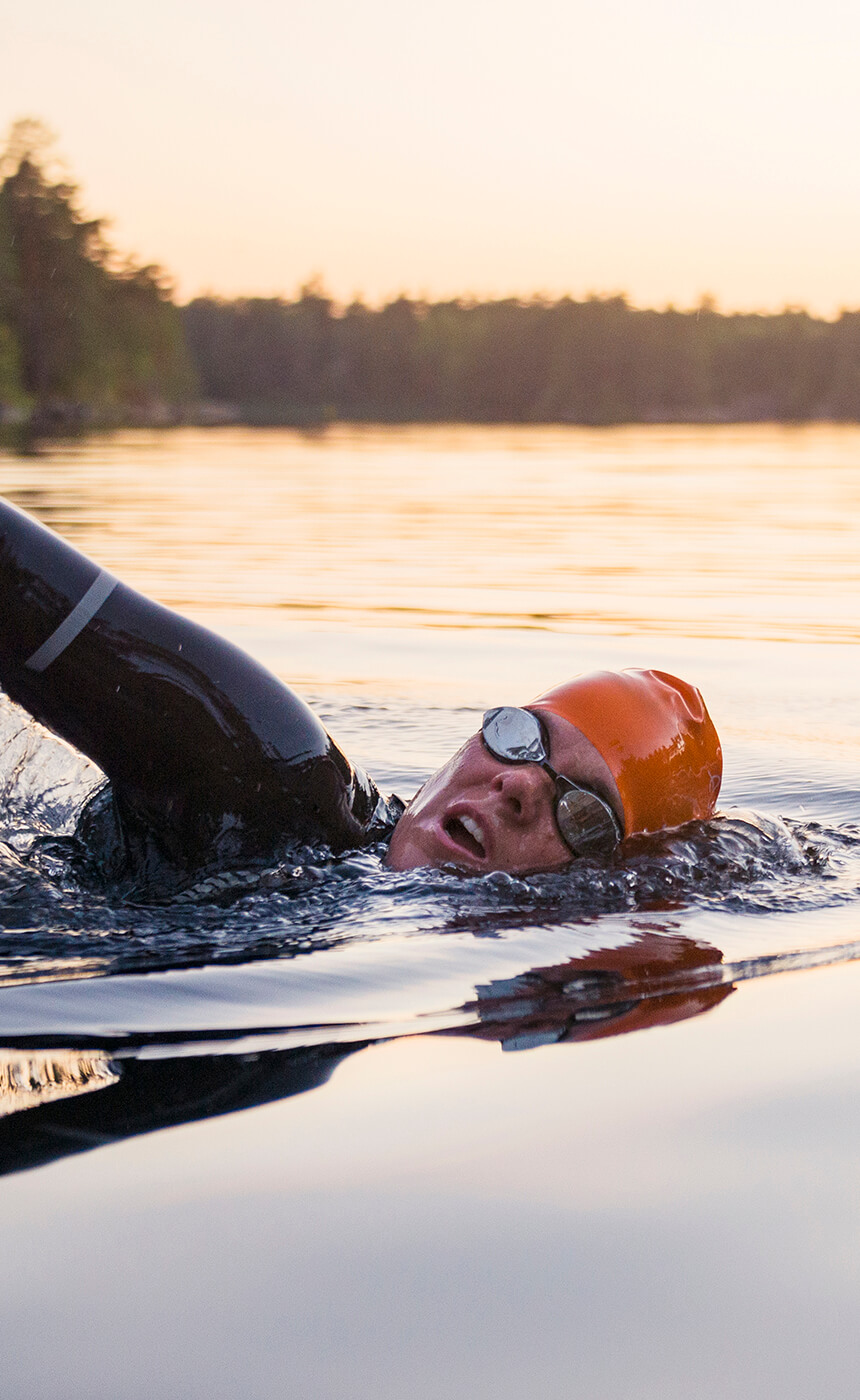 Swimming for better health and to avoid injuries