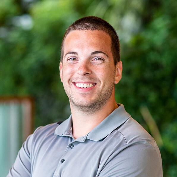 Photo of Andrew Kalb, MS, CSCS